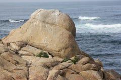 Punkt Joe, Pebble Beach, 17 Meilen-Antrieb, Kalifornien, USA Lizenzfreie Stockbilder