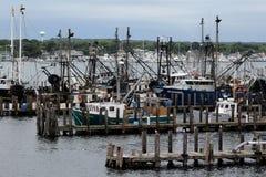 Punkt Judith Rhode Island Arkivbilder