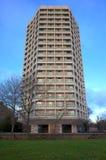 Punkt-königlicher Wohnblock in Bracknell, England Stockfoto