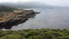 Punkt Lobos Stockbild