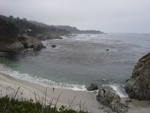 Punkt Lobos, Kalifornien Arkivfoton
