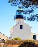 Punkt Loma Lighthouse Stockbilder
