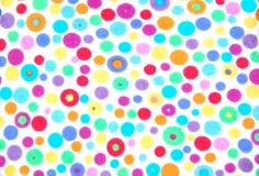 Punkt-Muster Stockfotos