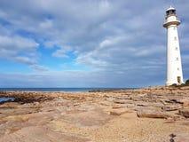 Punkt-niedriger Leuchtturm, Spencer Gulf Lizenzfreie Stockfotos