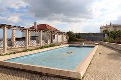 Punkt obserwacyjny Miradouro Santa Luzia Obraz Royalty Free