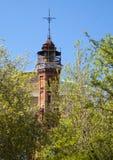 Punkt obserwacyjny pożarniczy wierza Obraz Stock