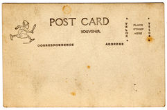 punkt pamiątkę pocztówki. Obraz Stock