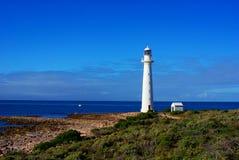 Punkt Podrzędna latarnia morska Fotografia Royalty Free