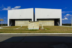 Punkt pogrzeb odpad radioaktywny Chernobyl fotografia stock