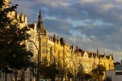 Punkt Praga zdjęcie stock