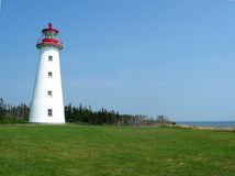 Punkt-Prim Leuchtturm Lizenzfreies Stockbild