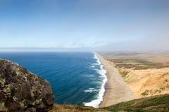 Punkt Reyes Beach Arkivbild