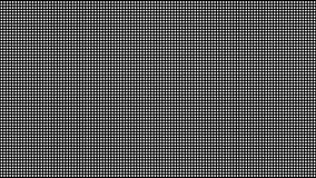 Punkt RGB-Hintergrund-Vektor fernsehen Schmutzhalbtonpunkte Pigment nah Schwarzweiss--Dot Screen Abbildung stock abbildung