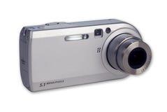 Punkt- und Eintragfaden-Digitalkamera Lizenzfreies Stockfoto