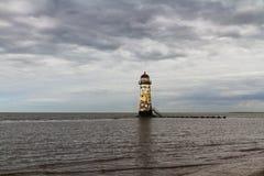 Punkt von Ayr-Leuchtturm Lizenzfreie Stockfotos