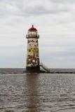 Punkt von Ayr-Leuchtturm Stockfotografie