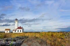 Punkt Wildon Leuchtturm Lizenzfreie Stockfotos