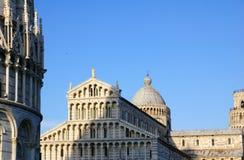 punkt zwrotny Pisa Zdjęcie Royalty Free