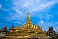 Punkt zwrotny w Laos Obrazy Stock
