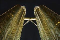 Punkt zwrotny w Malaysia Obrazy Stock
