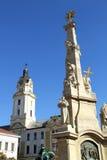 Punkt zwrotny w Pecs, Węgry Fotografia Stock
