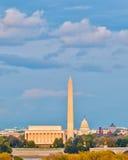 Punkt zwrotny w Waszyngton DC Zdjęcie Stock