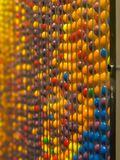 Punkte und Dots Creativity Poster lizenzfreie stockfotos