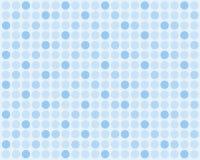 Punktiert Hintergrund Lizenzfreies Stockbild