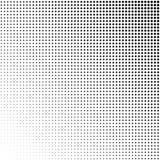 Punktiert Hintergrund Weinlese-modernes Muster Grunge abstrakter Hintergrund Pop-Arten-Beschaffenheit Auch im corel abgehobenen B vektor abbildung
