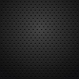 Punktierter dunkler Leichtmetall-Beschaffenheits-Hintergrund Stockbilder
