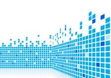 Punktierter Hintergrund Lizenzfreies Stockfoto