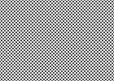 Punktiertes einfaches nahtloses Vektormuster Stockbilder