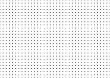 Punktiertes einfaches nahtloses Vektormuster Lizenzfreies Stockbild