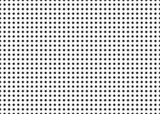 Punktiertes einfaches nahtloses Vektormuster Lizenzfreie Stockfotografie