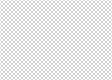 Punktiertes einfaches nahtloses Vektormuster Stockfoto