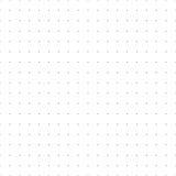Punktiertes nahtloses Muster Lizenzfreies Stockbild