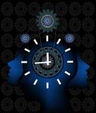 punktlighet Fotografering för Bildbyråer