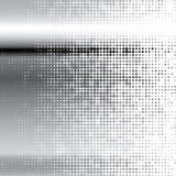 Punktmetallhintergrund. Vektor. stock abbildung