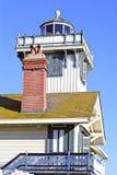 Punktu Fermin latarnia morska zdjęcia royalty free
