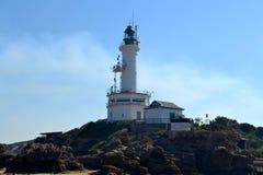 Punktu Lonsdale latarnia morska Zdjęcie Royalty Free
