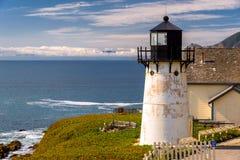 Punktu Montara latarnia morska, Kalifornia Obraz Stock