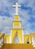 Punktu obserwacyjnego Seru Largo, Bonaire, ABC wyspy Fotografia Stock