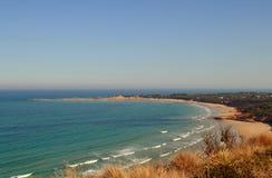 Punktu Roadknight oceanu Wielka droga Zdjęcie Stock