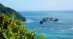 Punktutkik för riddare s, Nya Zeeland Arkivfoton