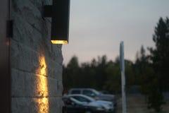 Punkty światła Obraz Royalty Free
