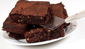 punkty czekoladowi Obraz Stock