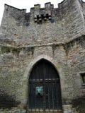 Punkty zwrotni Cumbria - Brougham Hall zdjęcia stock