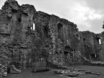 Punkty zwrotni Cumbria - Brougham kasztel zdjęcia stock