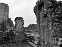 Punkty zwrotni Cumbria - Brougham kasztel zdjęcie royalty free