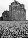 Punkty zwrotni Cumbria - Brougham kasztel fotografia stock